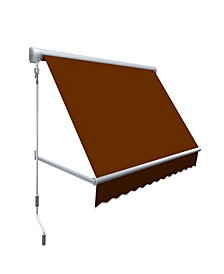 """7' Mesa Window Retractable Awning, 24"""" H x 24"""" D"""