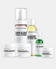 Hydrating Skincare Routine Bundle