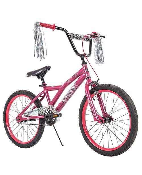 """Huffy 20"""" Glitzy Bike"""