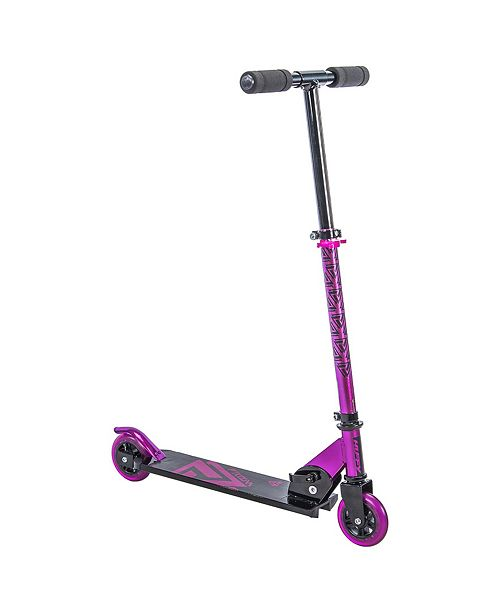 Huffy Prism Girls Metalloid Scooter