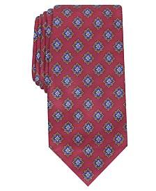 Tasso Elba Men's Luciano Medallion Tie