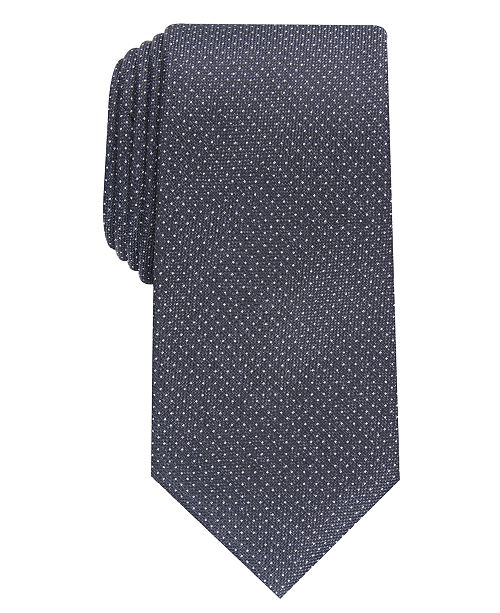 Perry Ellis Men's Ruthven Micro-Dot Tie