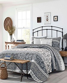Abbey King Quilt Set