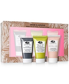 3-Pc. Mask & Mingle Purify, Hydrate & Glow Set