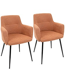 Andrew Chair, Set of 2