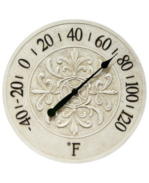 Infinity Instruments Round Wall Thermometer
