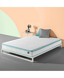 Hybrid Spring Mattress/ Firm Support, Queen