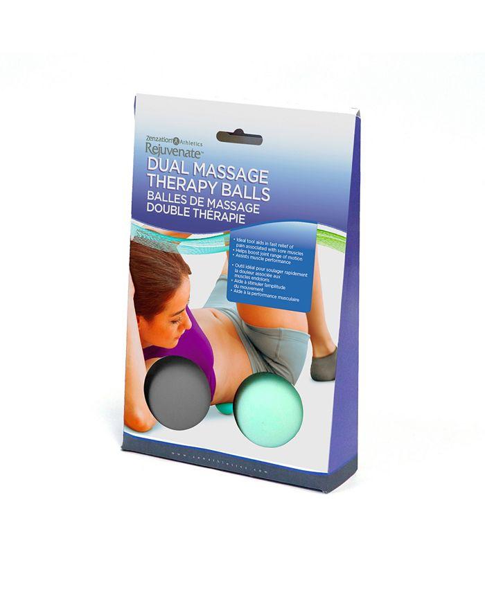Zenzation Athletics - Dual Massage Therapy Balls