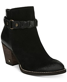 Minetta Ankle Booties