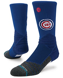 Chicago Cubs Diamond Pro Authentic Crew Socks