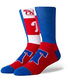 Stance Philadelphia Phillies Pop Fly Crew Socks