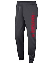 Nike Men's Ohio State Buckeyes Therma Pants