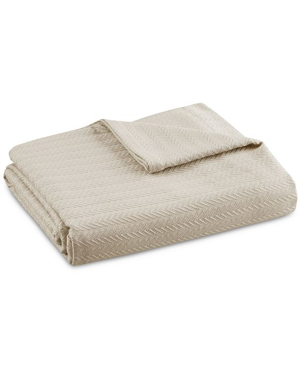 Hotel Collection Egyptian Cotton King Blanket, Created for Macy's