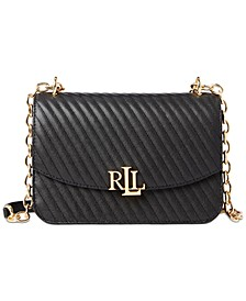 Quilted Caviar Madison Leather Crossbody