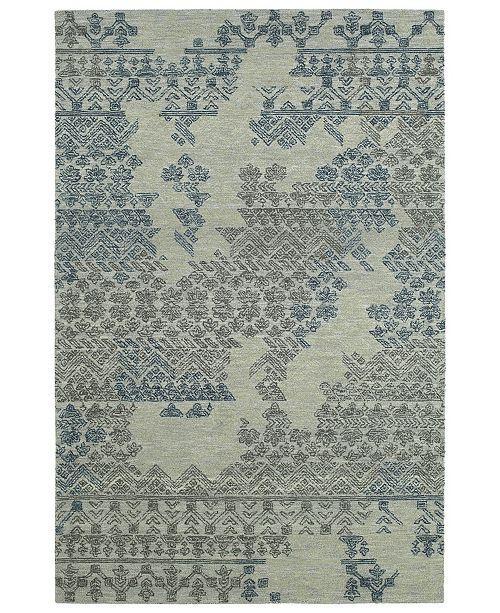 Kaleen Ceneri CEN01-75 Gray 2' x 3' Area Rug