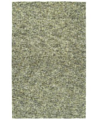 "Lucero LCO01-50 Green 9'6"" x 13' Area Rug"