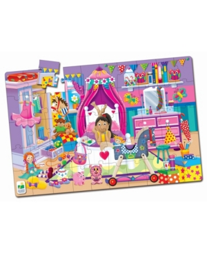 The Learning Journey Jumbo Floor Puzzles- In My Room