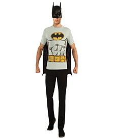 BuySeason Men's Batman T-Shirt Costume Kit