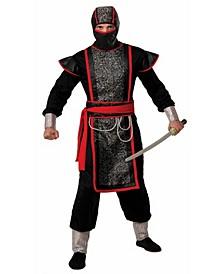 BuySeason Men's Ninja Master With Hood Costume