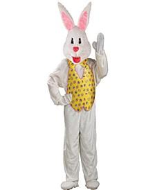 BuySeason Men's Deluxe Plus Bunny Mascot Costume