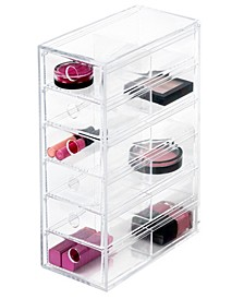 Cleary Chic Slim 6 Drawer Organizer