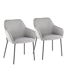 Daniella Dining Chair, Set of 2