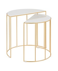 Canary Nesting Table