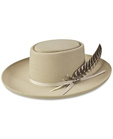 Men's Feather Hat