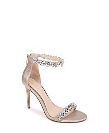 Jewel Badgley Mischka Ramira Evening Shoes