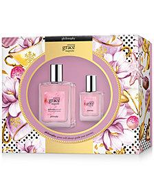 philosophy 2-Pc. Amazing Grace Magnolia Gift Set