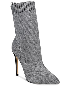 Discover Stretch Sock Dress Booties