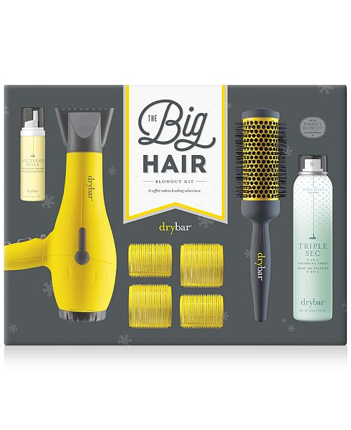 Drybar 5-Pc. The Big Hair Blowout Set, Created For Macy's