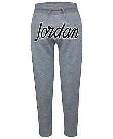 Jordan Big Boys French Terry Tapered Pants