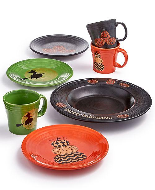 Fiesta Halloween Dinnerware Collection