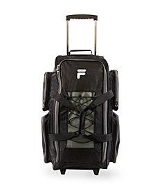 "26"" Fila Lightweight Rolling Duffel Bag"