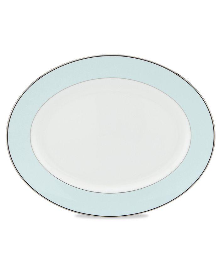 kate spade new york - Parker Place Oval Platter