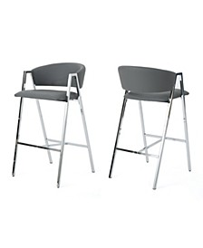 Masden Modern Barstool (Set of 2)