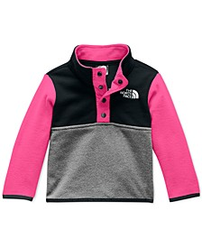 Baby Girls Glacier Snap-Front Jacket