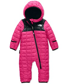 The North Face Baby Girls Hooded ThermoBall Eco Bunting