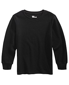 Toddler Boys Solid Thermal