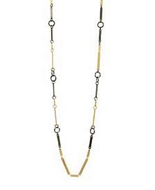 Stephanie Kantis Striped Necklace