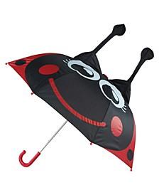 Girl's Printed Umbrellas