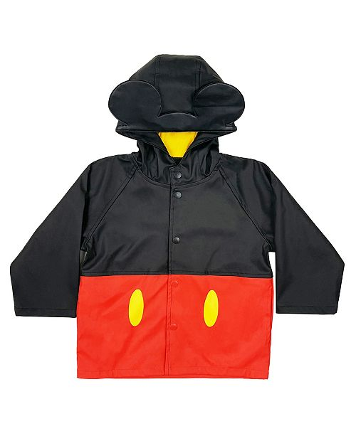 Western Chief Little and Big Boy's Mickey Mouse Rain Coat