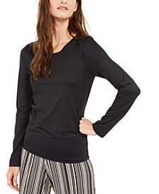 Scoop-Neck Solid Top, Created For Macy's