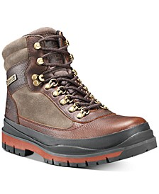 Men's Field Trekker Waterproof Hiking Boots