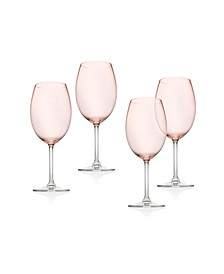 Meridian Blush White Wine - Set of 4