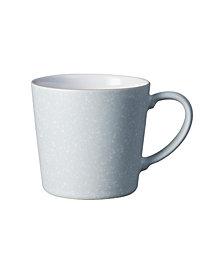 Denby Grey Speckle Large Mug