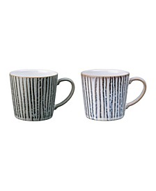 Wax Multi Set of 2 Mugs