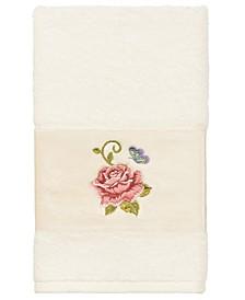 100% Turkish Cotton Rebecca Embellished Hand Towel