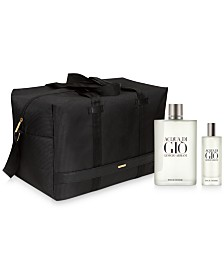 Giorgio Armani Men's 3-Pc. Acqua di Giò Jumbo Eau de Toilette Gift Set, Created For Macy's